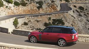 burgundy range rover 2016 2017 range rover gets with new tech and svautobiography dynamic
