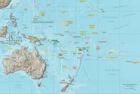 American Samoa Map South Pacific Ocean Islands Surf Trip Destination By Surftrip Com