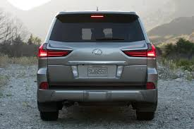 lexus lx 570 gas mileage 2016 lexus lx 570 warning reviews top 10 problems you must know