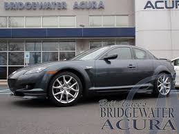 mazda pre owned pre owned 2008 mazda rx 8 40th anniversary edition coupe in