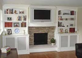Fireplace Bookshelves by 35 Best Shelves Images On Pinterest Fireplace Built Ins