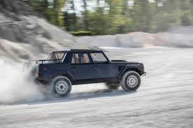 off road sports car in depth lamborghini urus