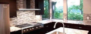 kitchen backsplash modern modern glass backsplash turquoise glass tile modern kitchen glass