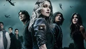 100 where to place tv the 100 tv series 2017 home