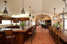 Home Plans With Interior Photos Floor Design Open Ranch Style House S View Images Houses Kitchen