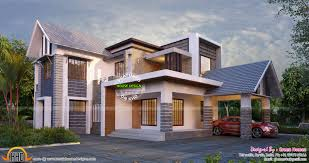 contemporary house designs and floor plans stylish home designs new at best and house plan kerala design