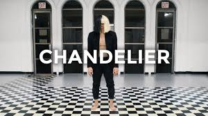 Chandelier Choreography Chandelier Sia Besperon Choreography Megastarapp