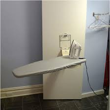 Fold Away Wall Mounted Desk Ironing Boards Lifestyle Vertical Fold Away Wall Mounted Ironing