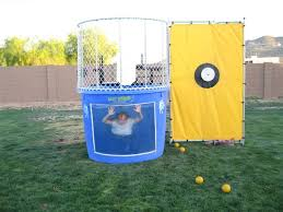 dunk tanks arizona bouncy castle n jump rentals events