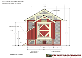 simple house plans to build chicken coop building plans pdf with making a simple chicken house