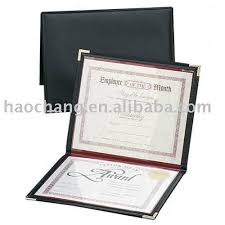 diploma holder aliexpress buy leather diploma holder from reliable holder