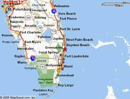 map of delray delray fl is located on the east coast of south florida