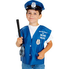 Halloween Police Costume Amazon Childs Policeman Halloween Costume Accessory Kit Toys