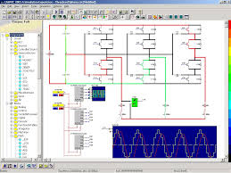 power electronics systems simulator integrated engineering software