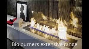 bio ethanol burner with remote control afire invent your vent