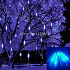 30cm decorative light string meteor shower led light