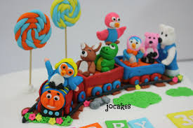and friends cake pororo and friends cake jocakes