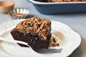 german chocolate sheet cake with coconut pecan frosting recipe