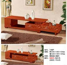 Bedroom Furniture Tv Cabinet Oak Wood Imported From Thailand Retractable Tv Cabinet Living Room