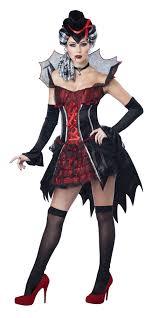 transylvanian temptress vampire woman deluxe costume