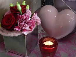 Schlafzimmer Romantisch Dekorieren Wasserblumen Schwimmkerzen Deko Ultra Hack Dünyası
