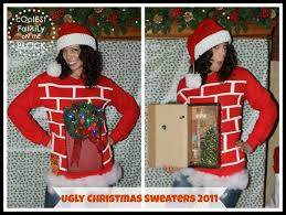 Ugly Christmas Sweater Decorations Ideas For Ugly Christmas Sweater Party Rainforest Islands Ferry