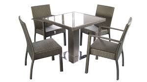 Rattan Outdoor Patio Furniture by Brand New Brown 9pc Cube Rattan Garden Furniture Set Chairs Sofa