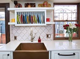 kitchen faucet placement kitchen room innovative dish drying rack in kitchen eclectic