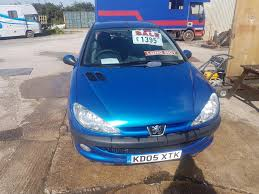 peugeot 206 price used peugeot 206 2005 for sale motors co uk