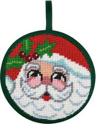 peterson snowflake ornament needlepoint kit