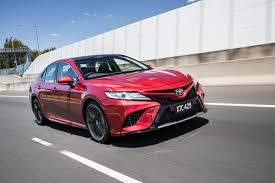 toyota new 2018 toyota camry new car review