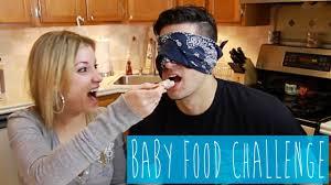 Challenge Prank Baby Food Challenge Prank Fail