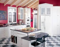 Building Kitchen Wall Cabinets by Superb White Kitchen Wall Cabinets Ge Profile Kitchen With Red