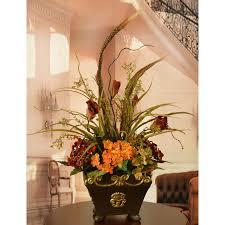 interesting ideas silk arrangements for home decor amazing