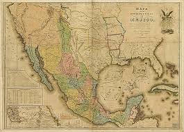 map of mexico and california california gold map collection high country gold