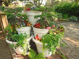 Plants For Patio by Grow Towers Container Vegetable Garden Container Garden Tower