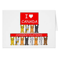 citizenship congratulations card canadian citizenship congratulations card zazzle