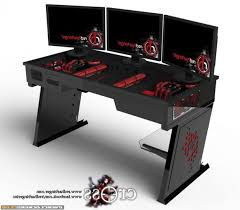 Gaming Desk Ideas Atlantic Gaming Desk Setup Desk Ideas Best Desk For Pc Gaming