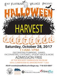 halloween harvest festivalthe wyckoff house
