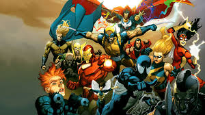 The Best Wallpaper by Marvel Cartoon Wallpapers Group 77