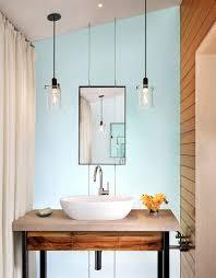 Pendant Lighting In Bathroom Enjoyable Bathroom Vanity Pendant Lighting Bathroom Pendant