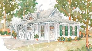 House Plan 888 13 by New Tideland Haven Southern Living House Plans