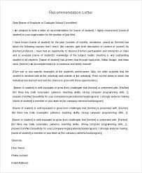 sample letter of recommendation for teacher 8 examples in pdf word