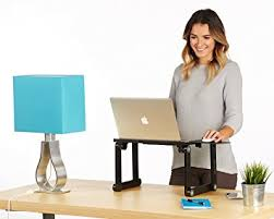 Laptop Desk Accessories Laptop Stand Durable Aluminum Desk With Cooling