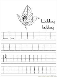 abc pages to print alphabet abc letter l ladybug coloring pages 7 coloring page