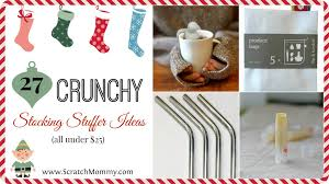 Stocking Stuffers Ideas 27 Crunchy Stocking Stuffer Gift Ideas All Under 25 Pronounce