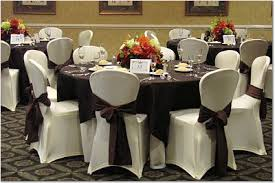 table and chair cover rentals linen rentals in miami