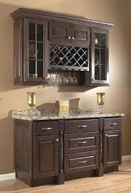 kitchen cabinet with wine glass rack bar top wine rack kyubey