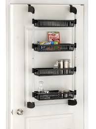 Spice Rack Storage Organizer Pantry Kitchen Organizer Storage Rack Over Door Shelf Cabinet 4