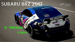widebody subaru brz forza horizon 3 subaru brz widebody build 2 15 seconds